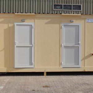 Ablution Unit for Rental