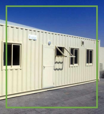 modified containers for rent