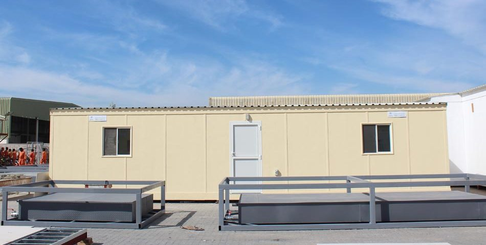 portable rental units uae