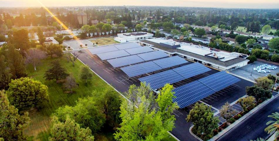 Advantages Of Solar Carport Structures