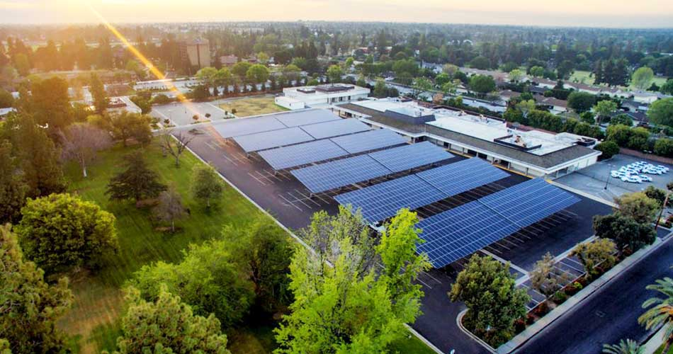 Advantages Of Solar Carport Structures