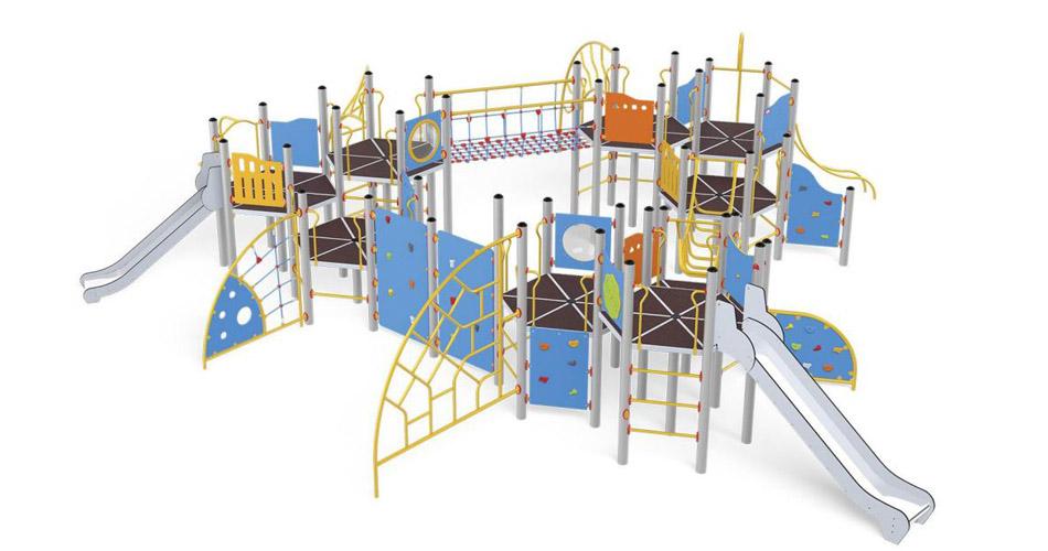 multi play station playground