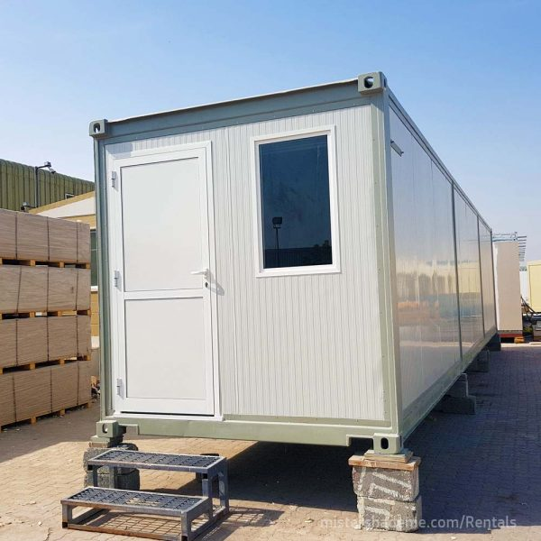 Accommodation Container Rental