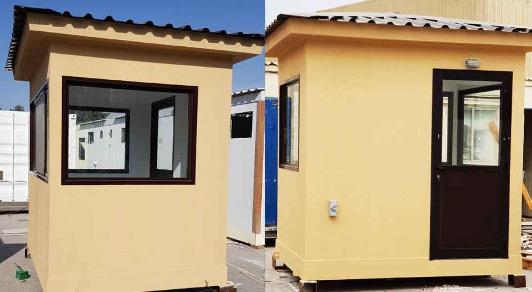 security Cabins Abu dhabi