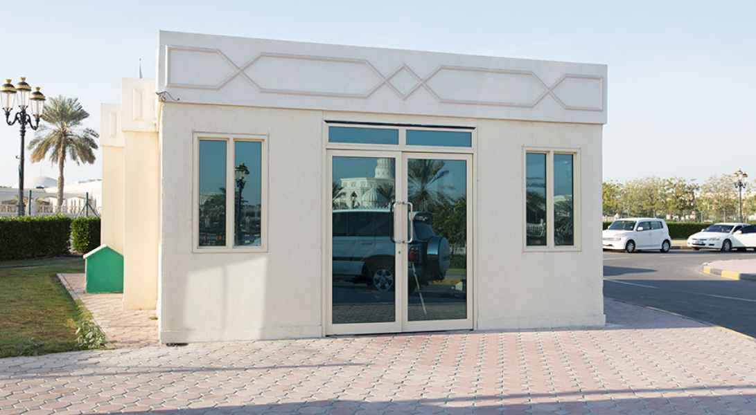 Security Cabins Suppliers in Dubai