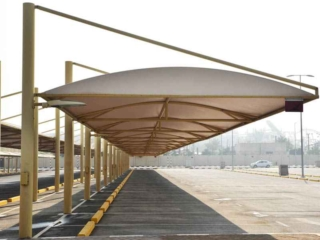 Cantilever-Car-Parking-Shades