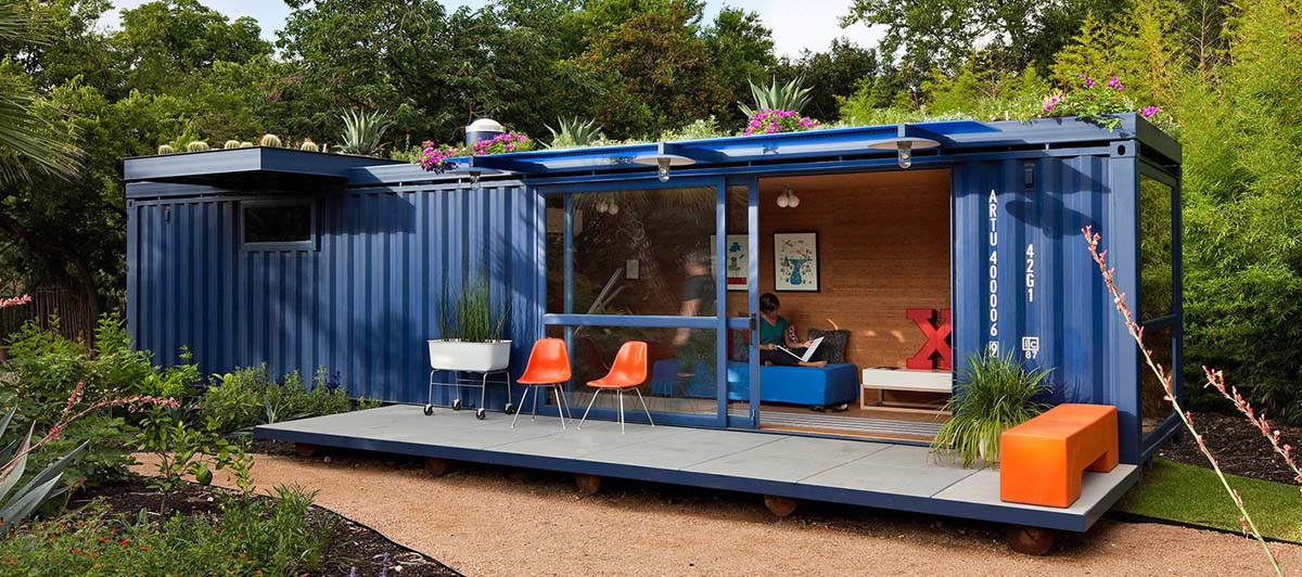 Container Retail Shops