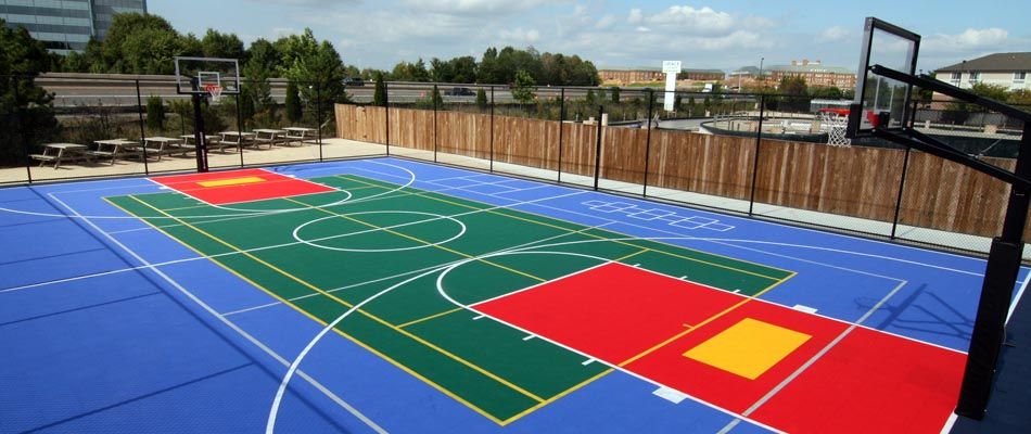 Multipurpose Sports Courts