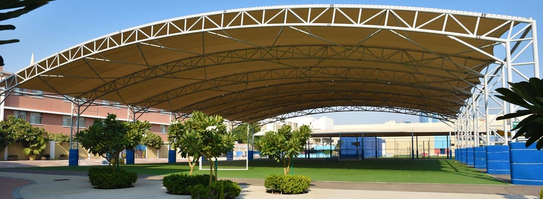 Playground Shade Structures in UAE