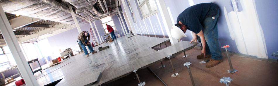 Raised Floor Supplier in Dubai & UAE