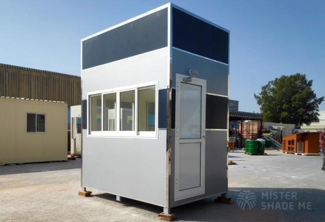 Security Cabin in UAE