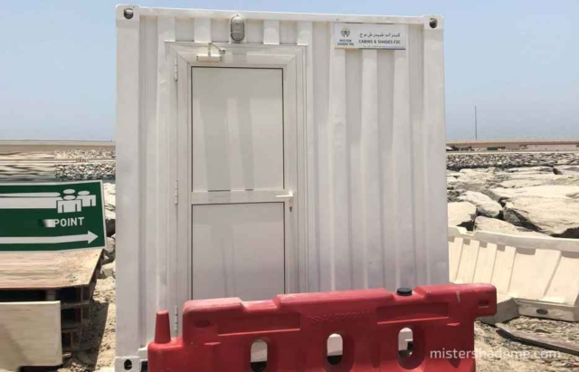 Security Cabin Suppliers in UAE