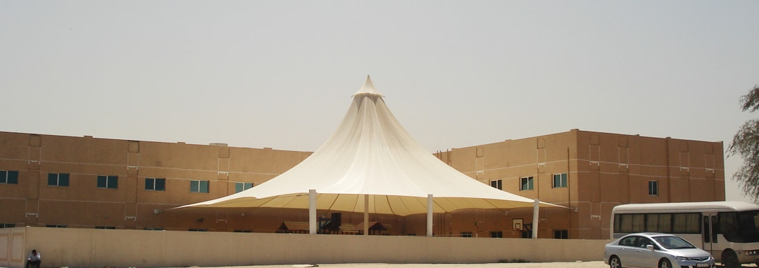 Shade Structure Suppliers in UAE