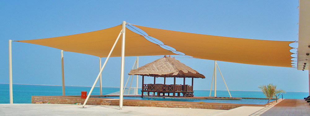 Tensile Fabric Structures UAE