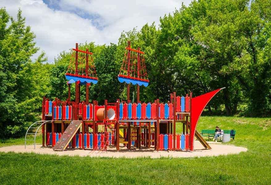 Themed Playground Equipment