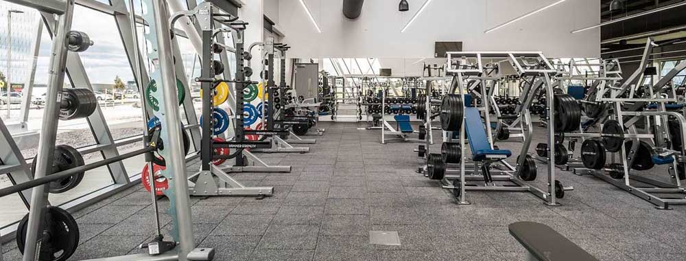Gym Flooring and Tiles Supplier in UAE