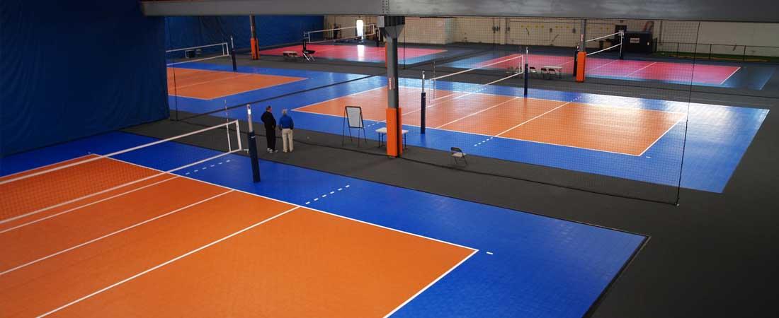 Modular Sports Flooring
