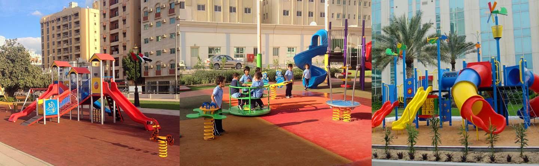 playground equipment Supplier in UAE