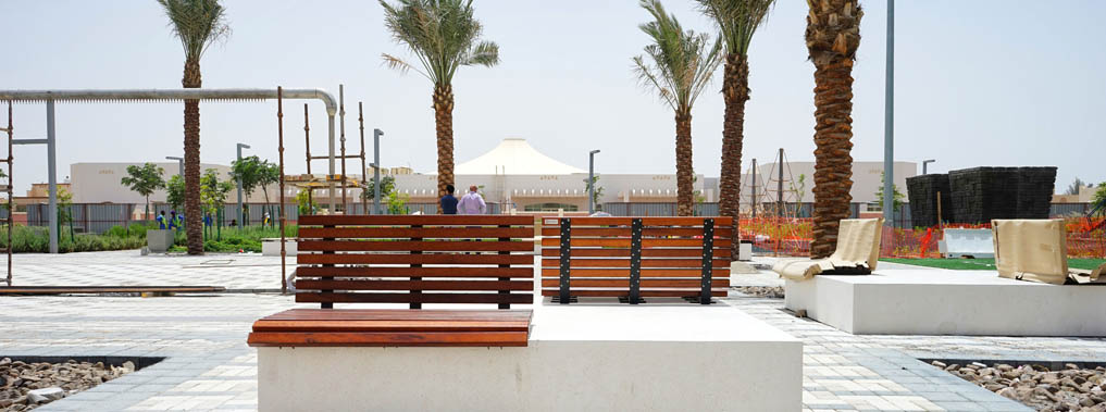 Street Furniture Supplier in UAE