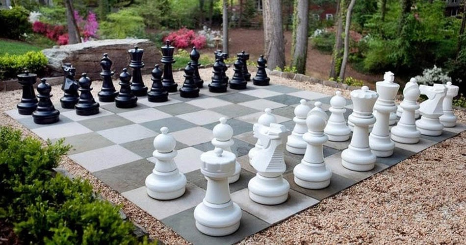 Life-Size Game Boards