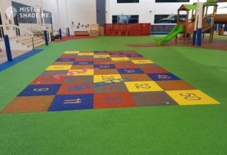 EPDM Flooring Supplier