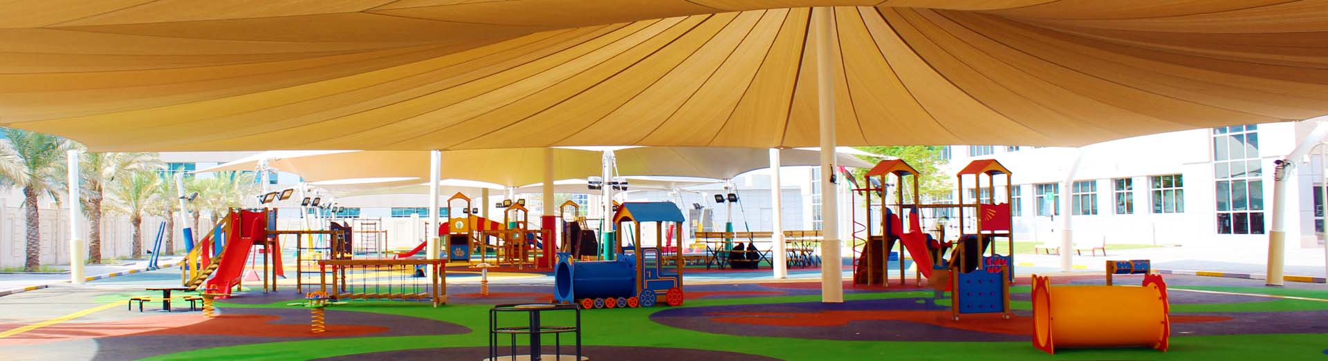 Playground Equipment Supplier in UAE