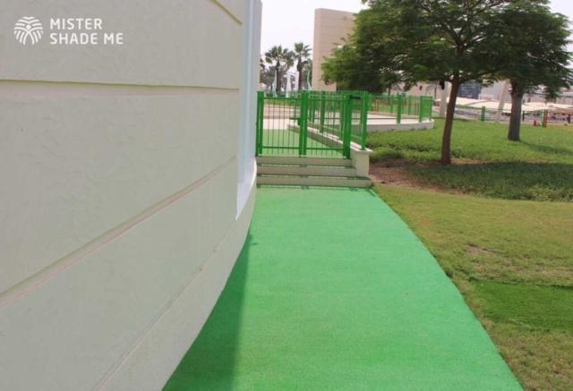 Walkway EPDM Flooring