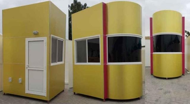 Steel-Aluminium-Security-Cabin