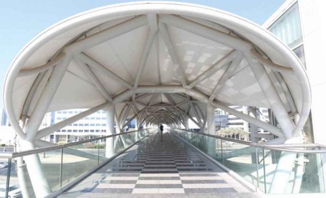 Walkway-Shades Dubai